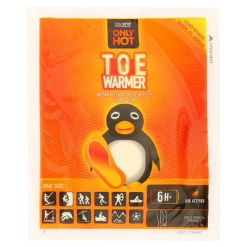 купить Согреватели Only Hot Toe Warmer 1 pair 6+ hours 38 (max. 42) deg, 343402 в Кишинёве