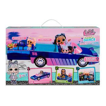 купить L.O.L Surprise OMG Dance кабриолет в Кишинёве
