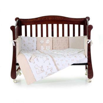 купить Veres Комплект для кроватки Лимпопо, 6 штк в Кишинёве