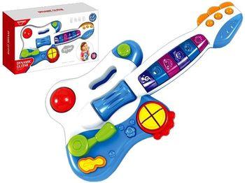 Игрушка гитара для малышей Dynamic Guitar