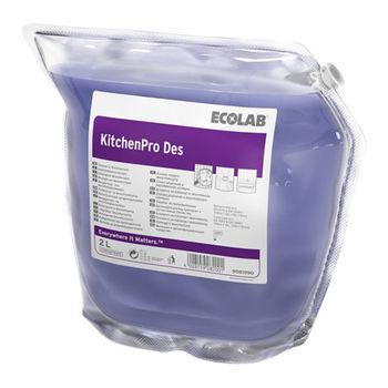 Kitchenpro Des - Моющее и дезинфицирующее средство 2 л