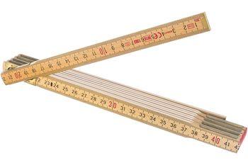купить Складной деревянный метр Stanley 0-35-455 в Кишинёве