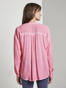 Блуза TOM TAILOR Розовый