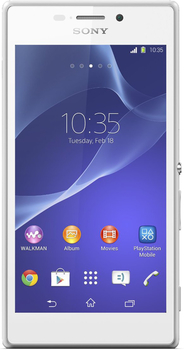 Sony Xperia M2 (D2305) White