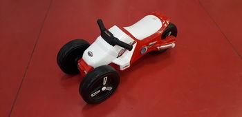 Толокар-мотоцикл (красный), код 05114