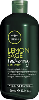 ШАМПУНЬ TEA TREE LEMON SAGE thickening shampoo 300 ml