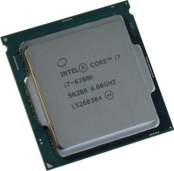 Intel® Core™ i7-6700K, S1151, 4-4.2GHz, 8MB L3, Intel® HD Graphics 530, 14nm 91W, retail