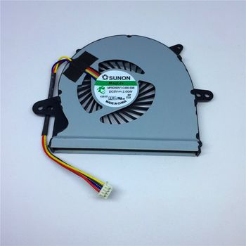 CPU Cooling Fan For Asus X501U F501U X401U (4 pins)