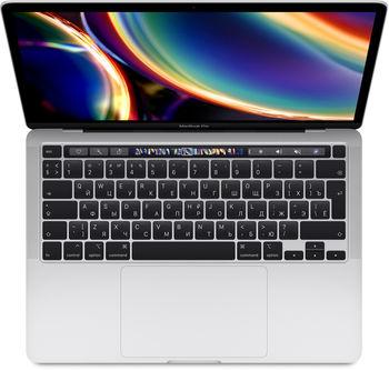 """Apple MacBook Pro 13"""" 2020 (MWP72), Silver"""