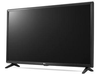 """32"""" TV LG 32LJ510U, Black"""