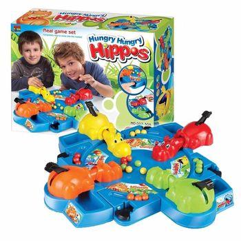 купить Настольная игра для детей HUNGRY HIPPO reactie 007-30A X (3550) в Кишинёве