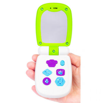 купить Bebelino Музыкальный телефон с зеркалом в Кишинёве
