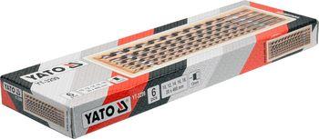 купить YT-3299 - Набор из 6 свёрл по дереву 10-20*460 мм в Кишинёве