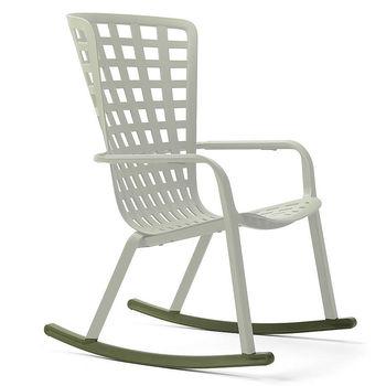 Комплект полозьев для кресла-качалки Kit Nardi FOLIO ROCKING ANTRACITE 40298.02.000 (Комплект полозьев для кресла-качалки)