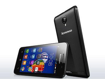 Lenovo a319 duos black EU
