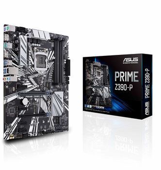 "купить ""MB Asus PRIME Z390-P ATX //  CPU Supports 9th and 8th Gen Intel® Core™ Processors"" в Кишинёве"