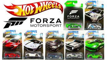 "Машинка серии ""Forza"" Hot Wheels, код DWF30"