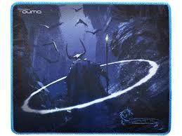 Коврик для игровой мыши Qumo Necromancer 280 x 230 x 3 мм