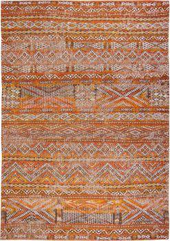 Авторские ковры ручной работы ANTIQUARIAN 9111 Kilim  Riad Orange