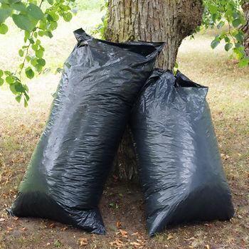 Мешки для мусора повышенной прочности Paterra, 180 л, 10 шт.