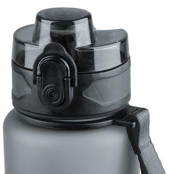 """Бутылка для воды CoolPack """"Brisk"""" 600 ML чёрная"""