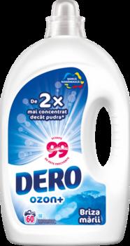 Жидкое моющее средство Dero Озон+ Морской бриз, 3л.