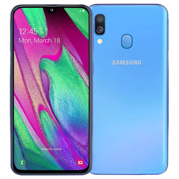 cumpără Samsung Galaxy A40 2019 4/64Gb Duos (SM-A405), Blue în Chișinău