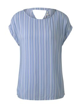 Блуза TOM TAILOR Белый/голубой 1016490 tom tailor
