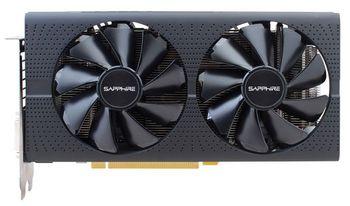 Sapphire PULSE Radeon RX 570 8GB DDR5 256Bit 1284/7000Mhz, DVI, 2x HDMI, 2x DisplayPort, Dual-X fans, Intelligent Fan Control (IFC-III), Lite Retail