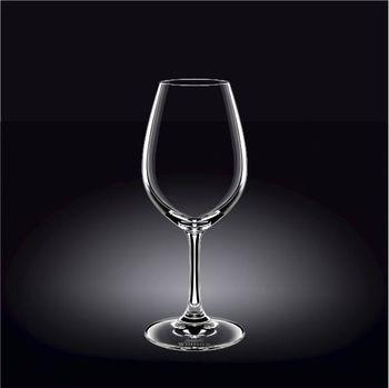 Бокал WILMAX WL-888015//6A (для вина 6 шт/420 мл)