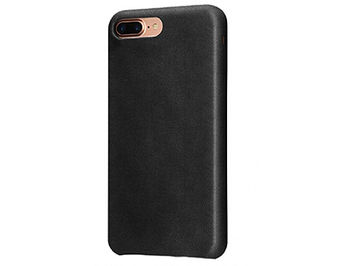 520019 Husa Screen Geeks Leather Xiaomi Redmi 5 Plus, Black (чехол накладка в асортименте для смартфонов Xiaomi, кожа)