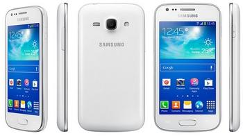 Samsung S7272 Galaxy Ace 3 White 2 SIM (DUOS)
