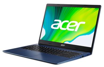 """купить ACER Aspire A315-57G Indigo Blue (NX.HZSEU.009) 15.6"""" FHD (Intel Core i5-1035G1 4xCore 1.0-3.6GHz, 8GB (2x4) DDR4 RAM, 256GB PCIe NVMe SSD, NVIDIA GeForce MX330 2GB GDDR5, w/o DVD, WiFi-AC/BT, 3cell, 0.3MP webcam, RUS, No OS, 1.9kg) в Кишинёве"""