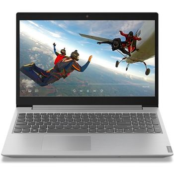 "Lenovo IdeaPad L340-15API Platinum Grey 15.6"" FHD (AMD Ryzen™ 3 3200U 2xCore 2.6-3.5GHz, 4Gb (1x4) DDR4 RAM, 256GB SSD, Radeon™ Vega 3 Graphics, w/o DVD, WiFi-AC/BT, 3cell, 0.3MP webcam, RUS, FreeDOS, 2.2kg)"