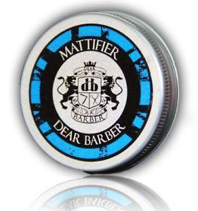 Компактная матовая паста для волос DEAR BARBER 20G