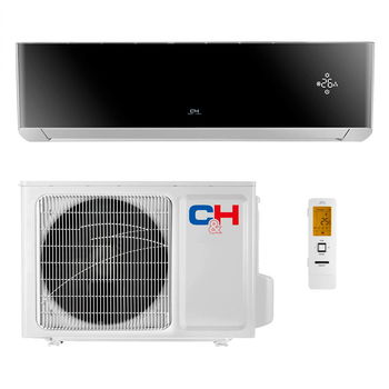 cumpără Aparat de aer conditionat tip split pe perete Inverter Сooper&Hunter CH-S24FTXAM2S-BL 24000 BTU în Chișinău