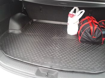 KIA Sorento, 2012-> кросс. Коврик в багажник