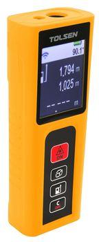 купить Метр лазерный (дальномер) 0,2-60м TOLSEN в Кишинёве