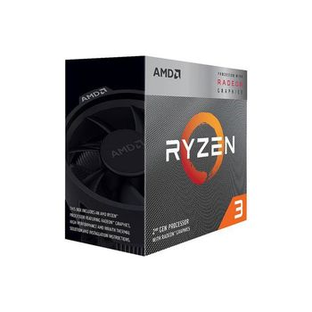 купить APU AMD Ryzen 3 3200G (3.6-4.0GHz, 4C/4T,L2 2MB,L3 4MB,12nm, Vega 8 Graphics, 65W), Socket AM4, Box в Кишинёве