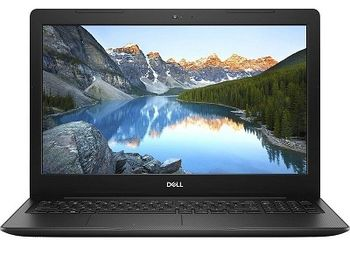 "DELL Inspiron 15 3000 Black (3584), 15.6"" FHD (Intel® Core™ i3-7020U, 2xCore, 2.3GHz, 4GB (1x4) DDR4 RAM, 256GB M.2 PCIe SSD, Intel® HD Graphics 620, CardReader, WiFi-AC/BT4.1, 3cell, HD 720p Webcam, RUS, Ubuntu, 2.2 kg)"