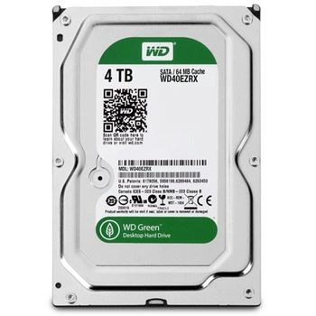 "HDD 3.5"" Western Digital 4.0TB WD40EZRX Caviar Red (WD40EFRX), IntelliPower, 64Mb, SATAIII"