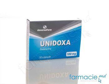 купить Unidoxa caps. 100mg N10 в Кишинёве