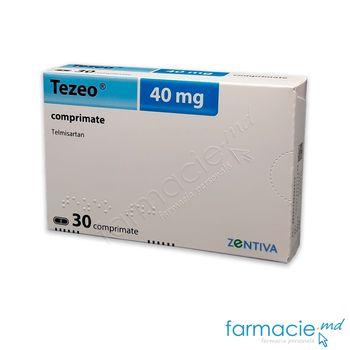 cumpără Tezeo comp.40 mg N10x3 în Chișinău