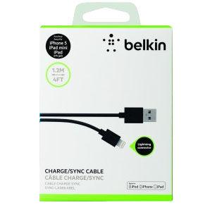 Провод Belkin USB Iphone 5, Iphone 6, Iphone 6S, кабель Ipad