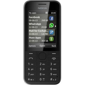 Nokia 208 2 SIM (DUAL) Black