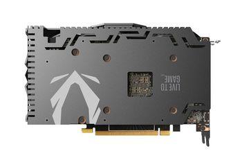 купить ZOTAC GeForce RTX 2060 Edition 6GB GDDR6, 192bit, 1680/14000Mhz, Dual Fan / IceStorm 2.0, HDCP, 1xHDMI, 3xDisplayPort, FireStorm, Metal Wraparound Backplate, Medium Pack в Кишинёве