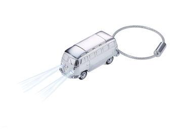 """купить Металлический брелок  TROIKA  для ключей со светодиодом  """"BUS"""" в Кишинёве"""