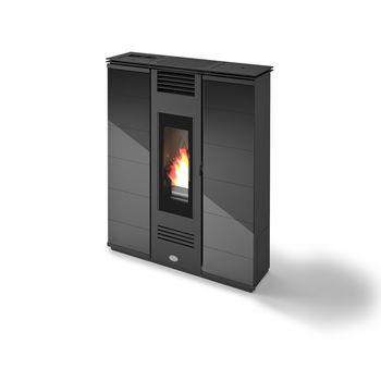 купить Печь пеллетная - ERIKA 11 кВт в Кишинёве