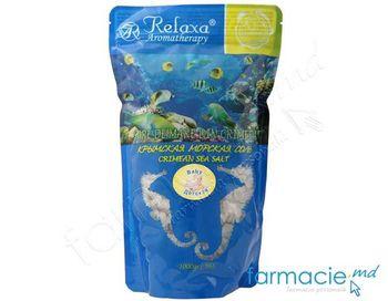 купить Соль для ванн Relaxa Беби 1,0 кг (пакет) в Кишинёве