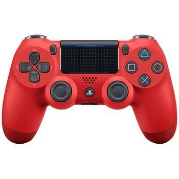 Gamepad Sony DualShock 4 v2 Red for PlayStation 4